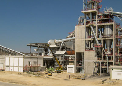 Sekundärbrennstoffanlage (Namibia)