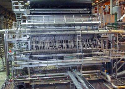 Retrofit Papiermaschine